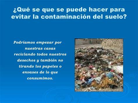 qu se puede esperar 8408122975 contaminacion suelo agua