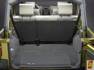 Jeep Wrangler Cargo Space Cargo Space