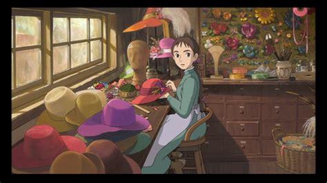 Dvd Bluray Import Hongkong 25gb R ghibli studio ghibli animation and the howl