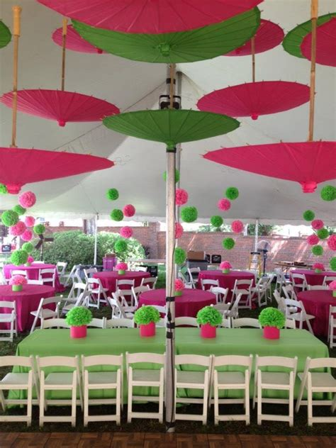 pink and green home decor 1000 images about little girls party on pinterest tea