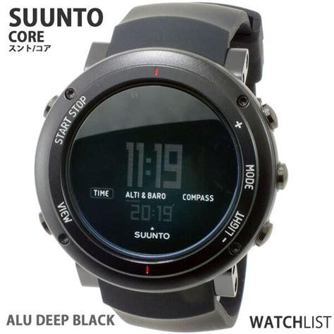 Suunto Alu Original watchlist rakuten global market sunto suunto