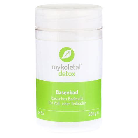 Cito Detox by Erfahrungen Zu Mykoletal Detox Basenbad Pulver 350 Gramm