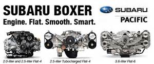 Subaru Boxer Engine Problems Subaru Boxer Engine Design Specifications Options