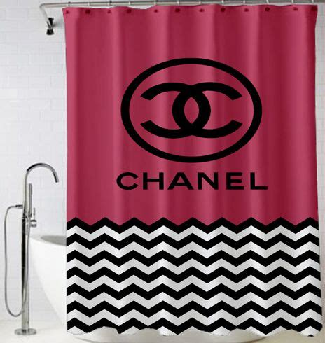 Chanel Jelly Chevron 022 B 1418 best shower curtain images on bath