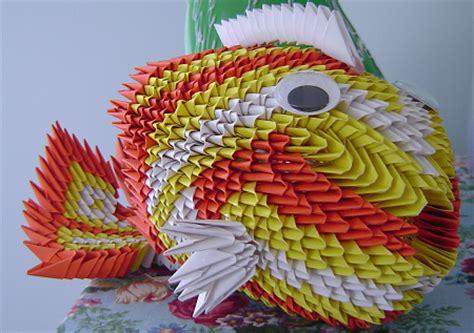 3d Origami Koi Fish - koi fish side album 3d origami
