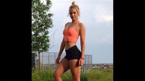 imágenes fitness mujer paige spiranac la hermosa golfista que seduce en