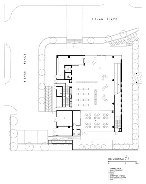 are house floor plans public record gallery of bishan public library look architects 15