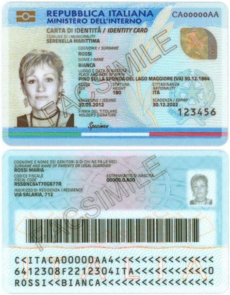 permesso di soggiorno san marino carta d identit 224 elettronica italiana