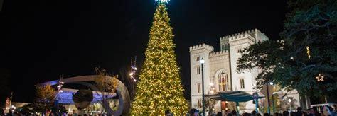 christmas baton rouge christmas parade lights