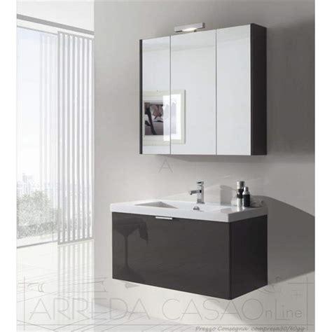 specchiera bagno contenitore arredo bagno economico specchiera contenitore ly04