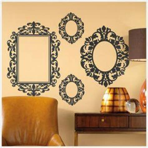 wall sticker picture frames frames wall stickers sweet bedding