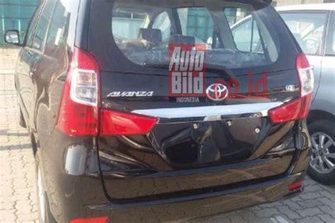 2015 Toyota Grand New Avanza 2015 toyota grand new avanza arrives at dealerships