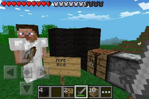 latest 'minecraft pocket edition' update submitted