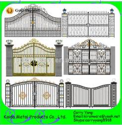 Main Gate Design For Home New Models Photos New Decorative Wrought Iron Main Gate Design Wrought Iron