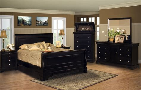 Black King Bedroom Set by Some Parts Of King Bedroom Furniture Sets Silo