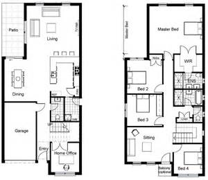 Small 2 Story Floor Plans floor plan aflfpw12035 1 story home 2 baths image 20 of 23