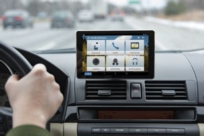 The Connected Car And Privacy Navigating New Data Issues Rand Mcnally Introduces A Revolutionary Connected Car