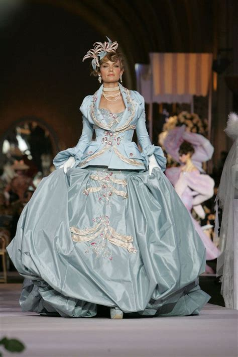 Christian To 60th Anniversary With A Couture Show 1000 images about couture galliano on