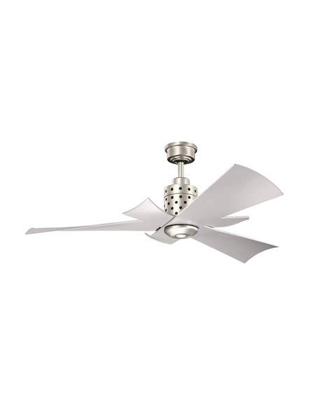 56 Inch Ceiling Fan With Light by Kichler 300163 Frey 56 Inch Ceiling Fan With Light Kit