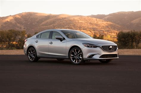 mazda mazda6 2016 mazda mazda6 reviews and rating motor trend