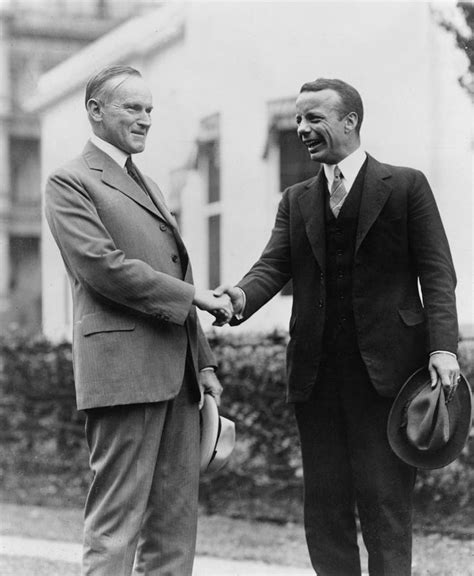 Fdr Oval Office by Calvin Coolidge Shakes Hands With Theodore Roosevelt Jr