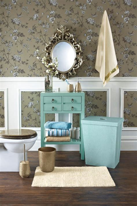 teal and brown bathroom 17 best images about decorating bathroom in teal and