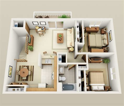 How Many Square Is A 2 Bedroom Apartment by Affordable 1 2 Bedroom Apartments In St Francis Wi