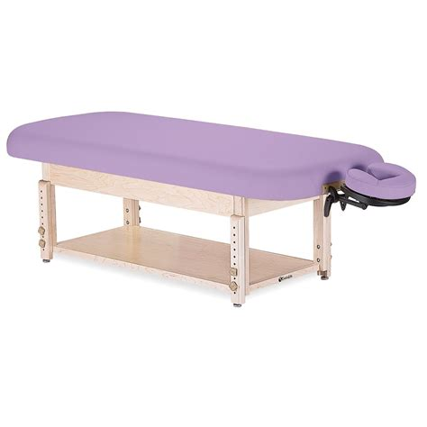 earthlite table earthlite sedona stationary table tables