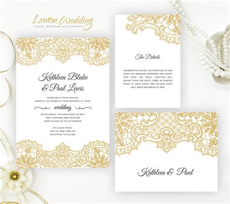 cardstock printable wedding invitation wedding invitation printed on shimmer cardstock elegant