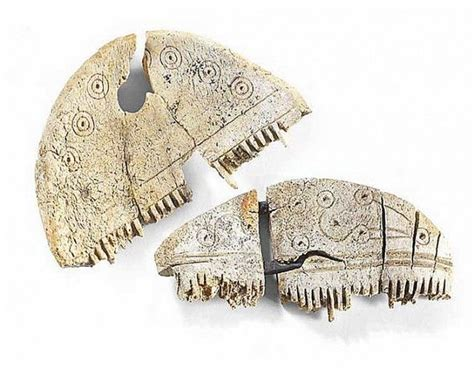 anglo saxon hair 95 best images about combs on pinterest horns antlers
