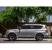 Photo 1 Infiniti QX56 Custom Wheels Gianelle Santoneo 24x ET  Tire