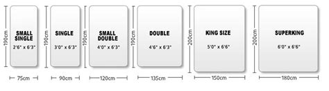 bed sizes in order order of bed sizes design decoration
