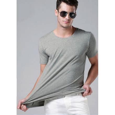 Kaos Polos Grey Solid kaos polos katun pria o neck size m 86102 t shirt gray jakartanotebook