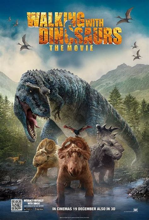 download film walking dinosaurus walking with dinosaurs 3d 2013 review and or viewer