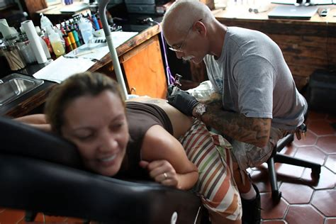 tattoo shops key west tara ivanova photos photos key west lifts ban on