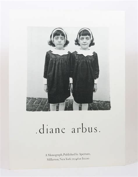 diane arbus an aperture diane arbus an aperture monograph promotional poster diane arbus first edition
