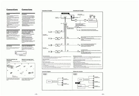 sony xplod radio wiring diagram 31 wiring diagram images