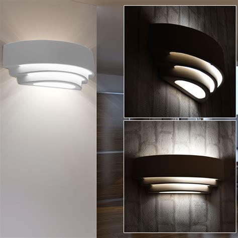 beleuchtung up design keramik wand leuchte bemalbar wohn ess zimmer