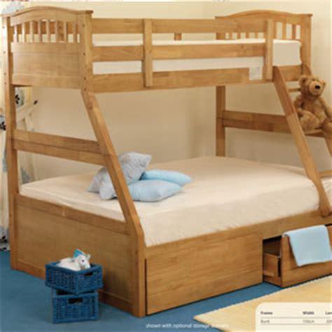 bunk beds under 300 triple bunk beds offer a triple sleeper option bedstar