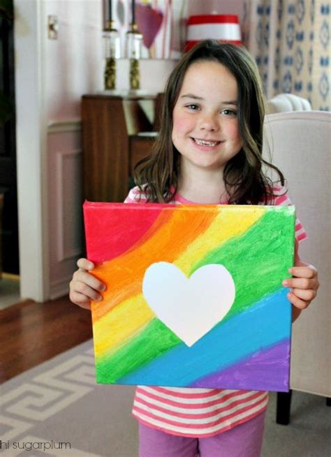 painting for small childrens 17 best ideas about canvas painting on
