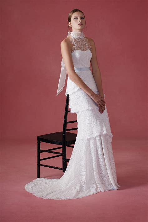 oscar de la renta bridal fall 2016 l elite bridal boutique the best wedding dresses from fall 16 bridal week vogue