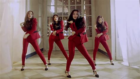 tutorial dance red velvet be natural red velvet unveil sexy and powerful quot be natural quot mv soompi