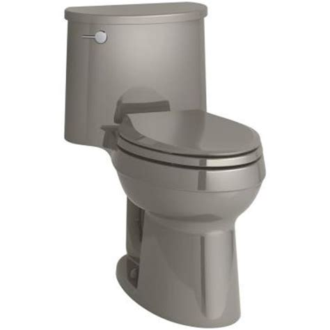 comfort height toilet home depot kohler adair comfort height 1 piece 1 28 gpf single flush