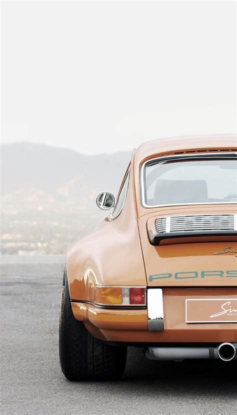 Singer Porsche 911 Resto Mod Iphone Wallpapers