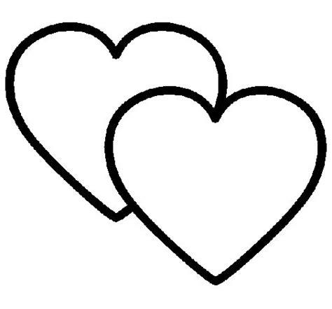 imagenes de corazones grandes para colorear dibujo de corazones para colorear dibujos net