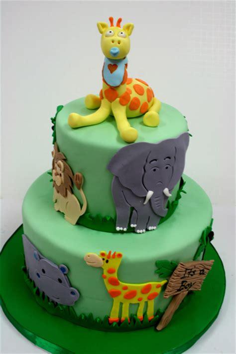 Baby Shower Cakes Nj by Baby Shower Cakes Nj Animals Custom Cakes 2
