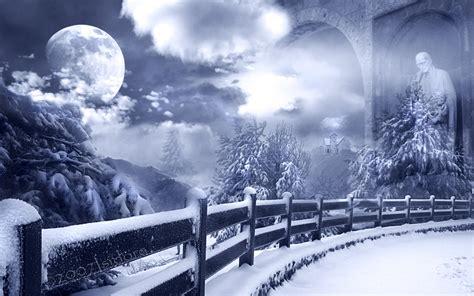 wallpaper macbook winter 1280x800 mists of winter desktop pc and mac wallpaper