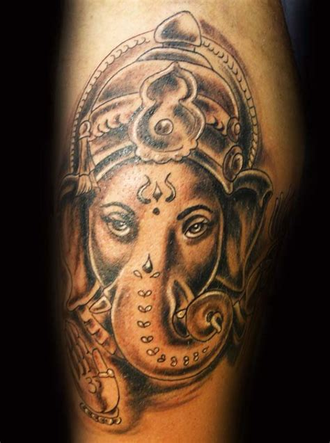 ganesh tattoos monster writes when i finally decide on a tattoo