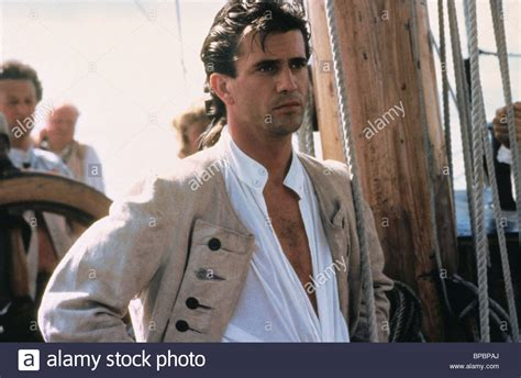 the bounty news mel gibson the bounty 1984 stock photo royalty free image 30991818 alamy