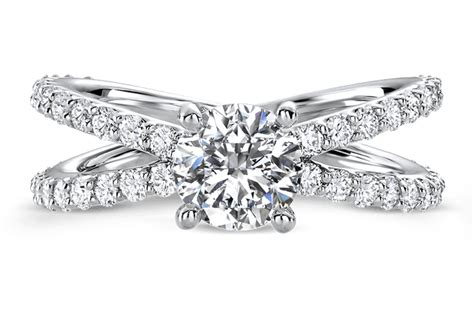 engagement and wedding ring metals ritani